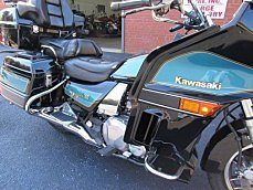 1993 Kawasaki Voyager XII for sale 200530020