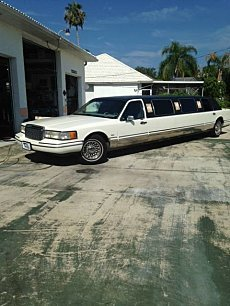 1993 Lincoln Town Car for sale 100878403