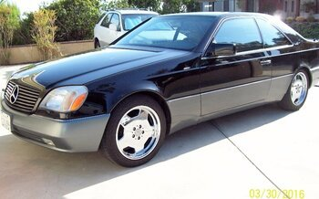 1993 Mercedes-Benz 600SEC for sale 100771953