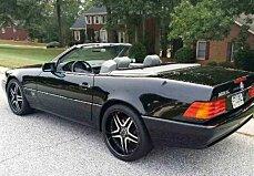 1993 Mercedes-Benz 600SL for sale 100840092