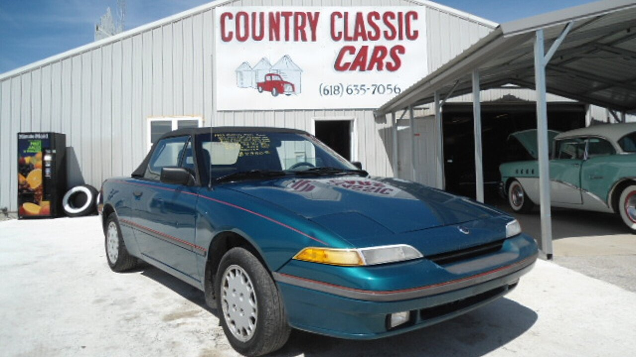 1993 Mercury Other Mercury Models for sale 100788567