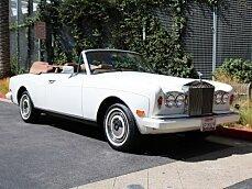 1993 Rolls-Royce Corniche IV for sale 100798729