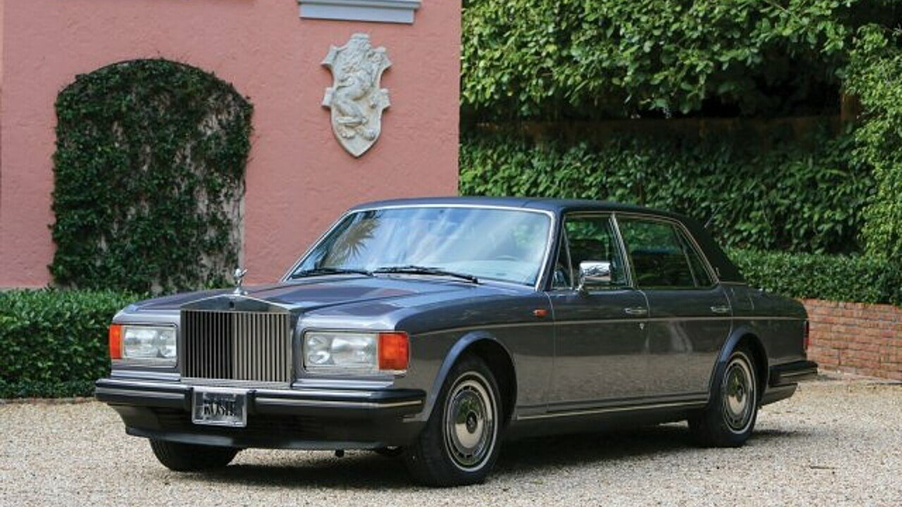 1993 Rolls-Royce Silver Spur II for sale 101002213