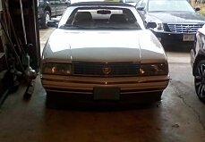 1993 cadillac Allante for sale 100922940