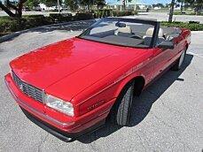 1993 cadillac Allante for sale 100997267