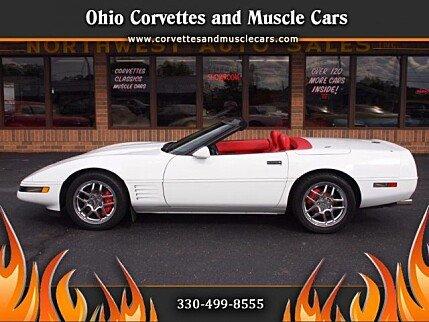 1993 chevrolet Corvette Convertible for sale 100910828