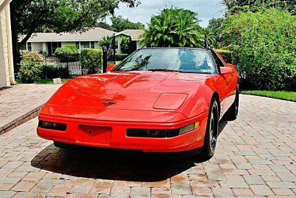 1993 chevrolet Corvette Coupe for sale 101019271