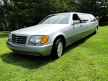 1993 mercedes-benz 500SEL for sale 100903462