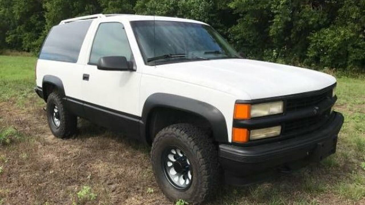 1994 Chevrolet Blazer for sale 100882123