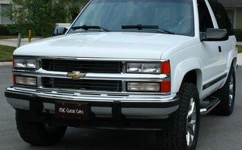 1994 Chevrolet Blazer 4WD for sale 100840886