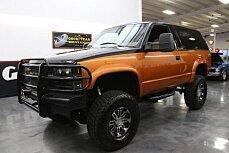 1994 Chevrolet Blazer 4WD for sale 100951285