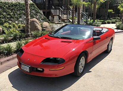 1994 Chevrolet Camaro Z28 Convertible for sale 101020653
