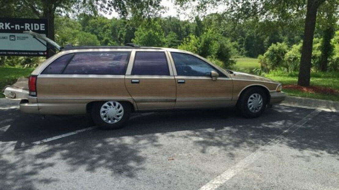 1994 Chevrolet Caprice for sale 100878179