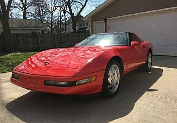 1994 Chevrolet Corvette Coupe for sale 100862067