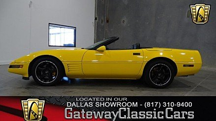 1994 Chevrolet Corvette Convertible for sale 100837692
