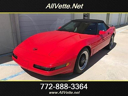 1994 Chevrolet Corvette Convertible for sale 100862935
