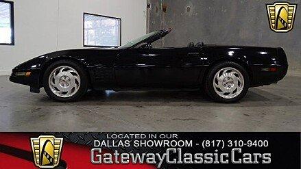1994 Chevrolet Corvette Convertible for sale 100920180