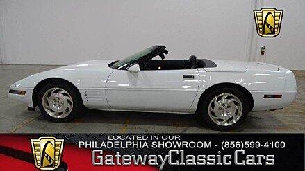 1994 Chevrolet Corvette Convertible for sale 100964983