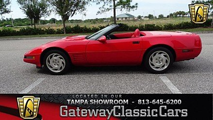 1994 Chevrolet Corvette Convertible for sale 100986731