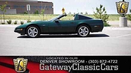 1994 Chevrolet Corvette ZR-1 Coupe for sale 100995419