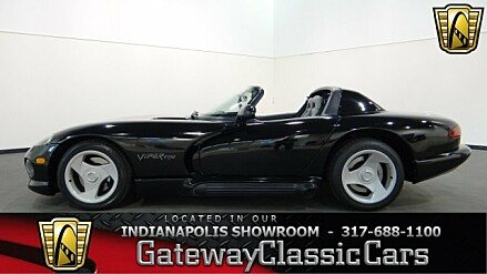 1994 Dodge Viper RT/10 Roadster for sale 100769561