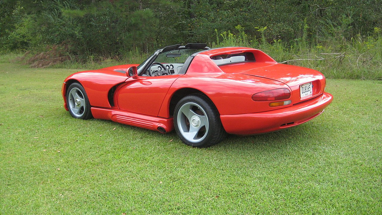1994 dodge viper rt 10 roadster for sale 100783070
