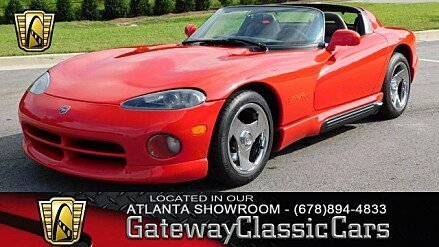 1994 Dodge Viper RT/10 Roadster for sale 101023099