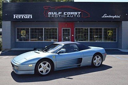 1994 Ferrari 348 Spider for sale 100797994