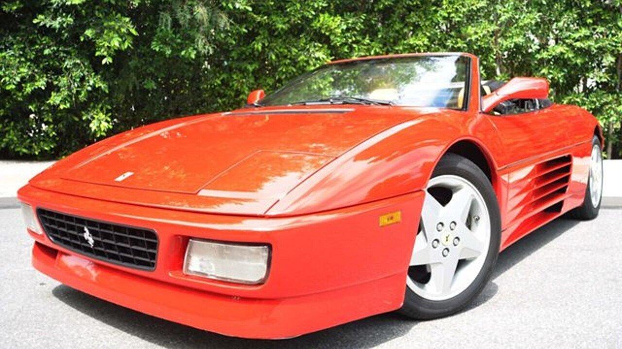 1994 Ferrari 348 Spider for sale 100952065