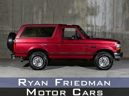 1994 Ford Bronco for sale 100989535