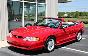 1994 Ford Mustang GT Convertible for sale 100753521