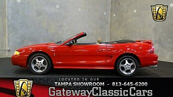 1994 Ford Mustang Cobra Convertible for sale 100782393