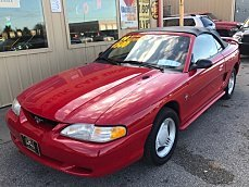 1994 Ford Mustang Convertible for sale 100907227