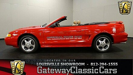 1994 Ford Mustang Cobra Convertible for sale 100965492