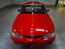 1994 Ford Mustang Cobra Convertible for sale 100972097