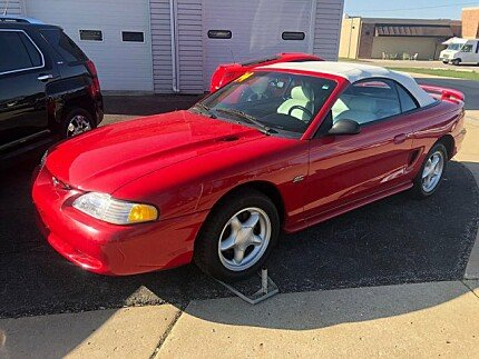 1994 Ford Mustang for sale 100986379