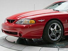 1994 Ford Mustang Cobra Convertible for sale 101007070