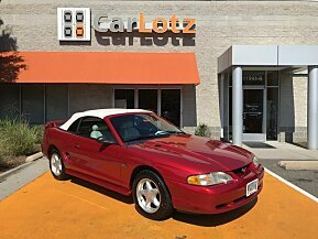 1994 Ford Mustang GT Convertible for sale 101036182