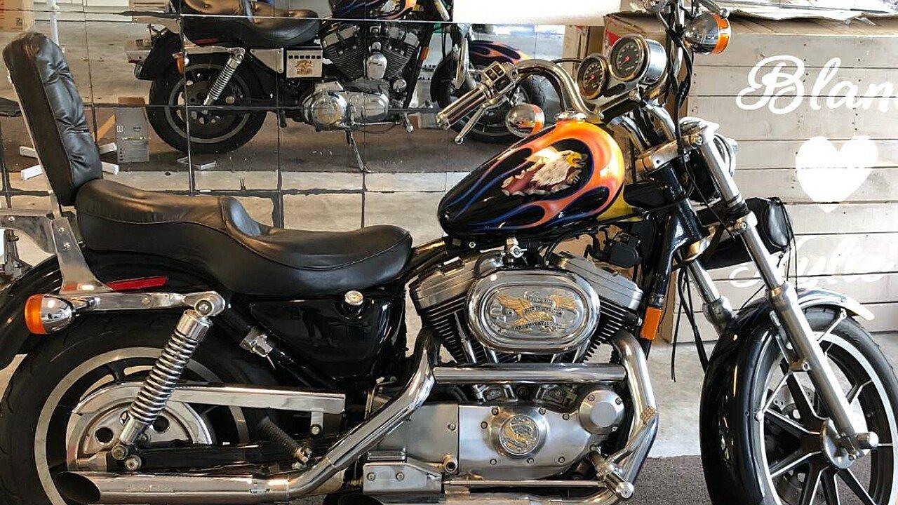 1994 Harley-Davidson Sportster 1200 Roadster for sale 200563451
