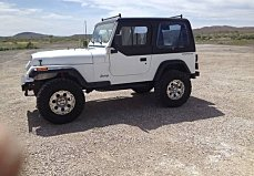 1994 Jeep Wrangler for sale 100926279