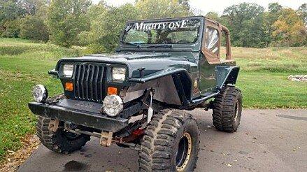 1994 Jeep Wrangler 4WD Sahara for sale 100952943