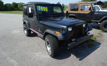 1994 Jeep Wrangler 4WD S for sale 100910617
