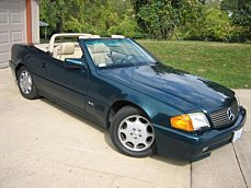 1994 Mercedes-Benz SL600 for sale 100767830