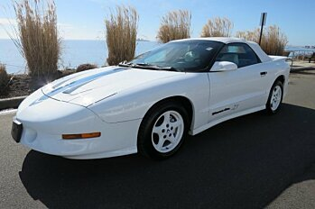1994 Pontiac Firebird Convertible for sale 100850483