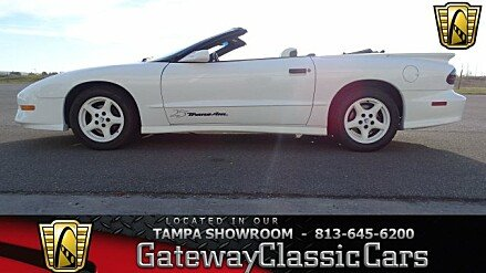 1994 Pontiac Firebird Convertible for sale 100968891