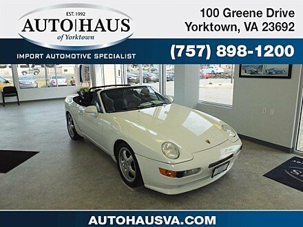 1994 Porsche 968 Cabriolet for sale 100955016