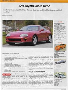 1994 Toyota Supra Turbo for sale 100836351