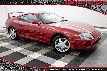 1994 Toyota Supra Turbo for sale 100985029