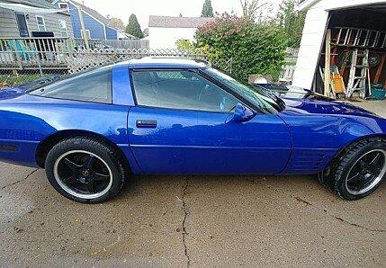 1994 chevrolet Corvette for sale 100921893