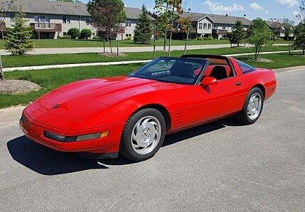 1994 chevrolet Corvette Coupe for sale 101008804